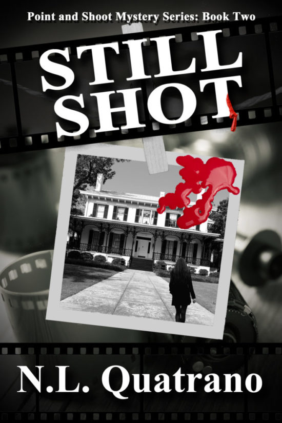 Book Two in the Point and Shoot Mystery Series